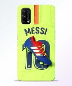 Leo Messi Realme 7 Pro Back Cover - CoversGap