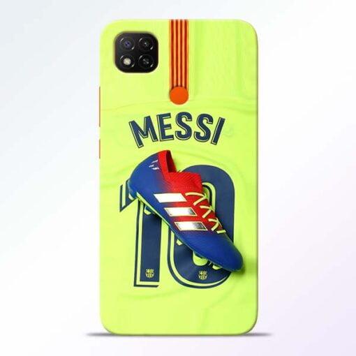 Leo Messi Redmi 9 Back Cover - CoversGap