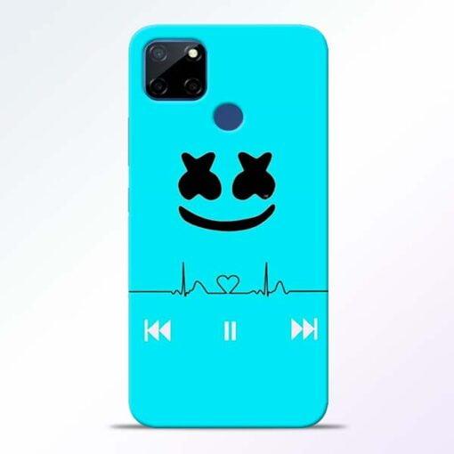 Marshmello Song Realme C12 Back Cover - CoversGap