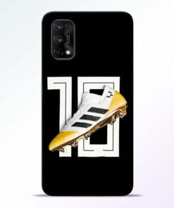 Messi 10 Realme 7 Pro Back Cover - CoversGap