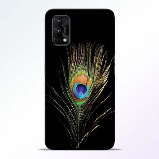 Mor Pankh Realme 7 Pro Back Cover - CoversGap
