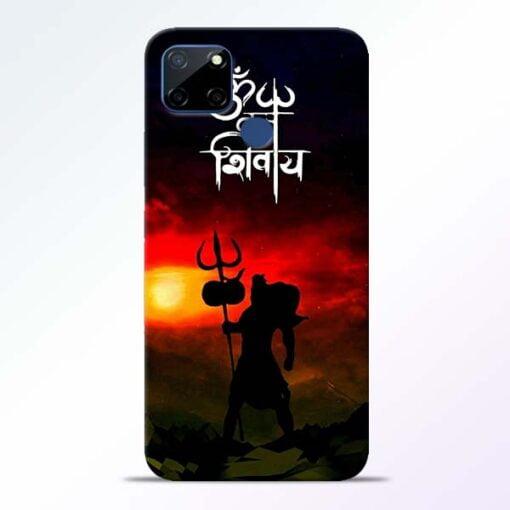 Om Mahadev Realme C12 Back Cover - CoversGap