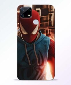 SpiderMan Eye Realme Narzo 20 Back Cover - CoversGap