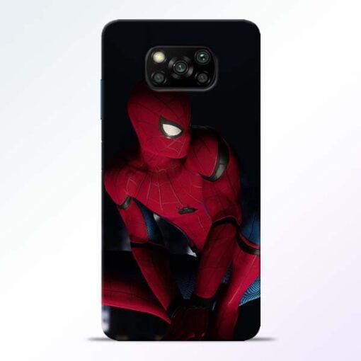 Spiderman Poco X3 Back Cover - CoversGap