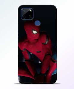 Spiderman Realme C12 Back Cover - CoversGap