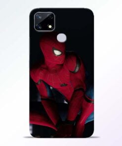 Spiderman Realme Narzo 20 Back Cover - CoversGap