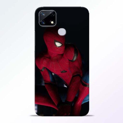 Spiderman Realme Narzo 20 Back Cover - CoversGap
