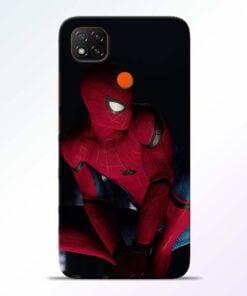Spiderman Redmi 9 Back Cover - CoversGap