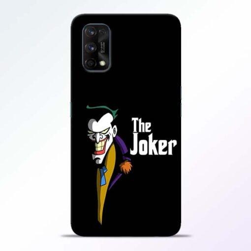 The Joker Face Realme 7 Pro Back Cover - CoversGap