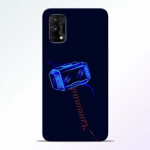 Thor Hammer Realme 7 Pro Back Cover - CoversGap