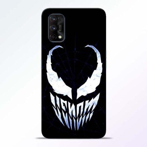 Venom Face Realme 7 Pro Back Cover - CoversGap
