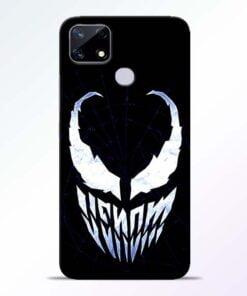 Venom Face Realme Narzo 20 Back Cover - CoversGap