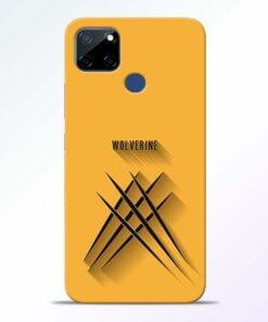Wolverine Realme C12 Back Cover - CoversGap