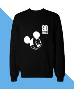 90 Year Women Sweatshirt