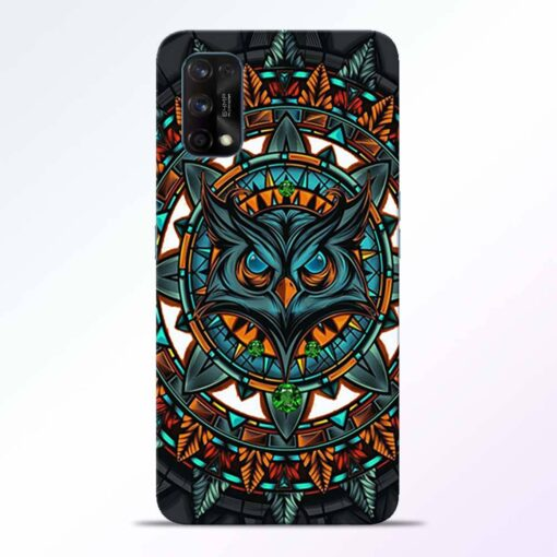Angry Owl Realme 7 Pro Back Cover