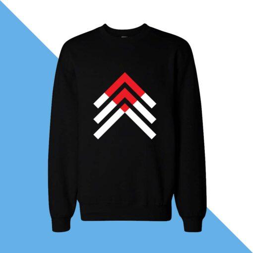 Arrow Women Sweatshirt