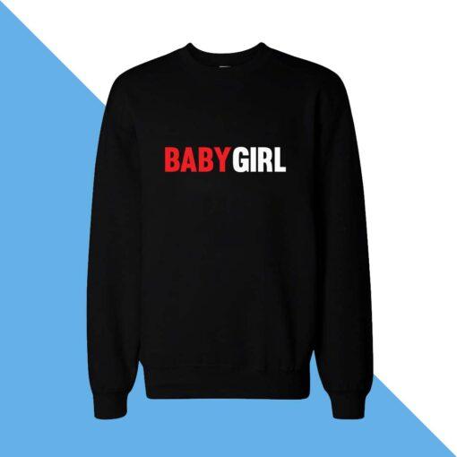Baby Girl Women Sweatshirt