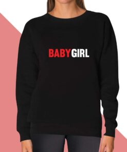 Baby Girl Sweatshirt for women
