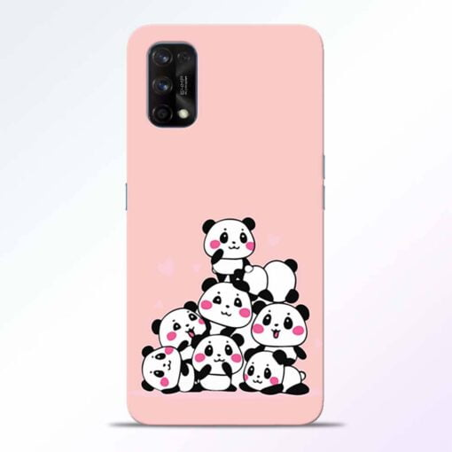 Babys Panda Realme 7 Pro Back Cover