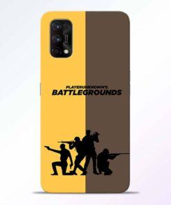 Battel Ground Realme 7 Pro Back Cover