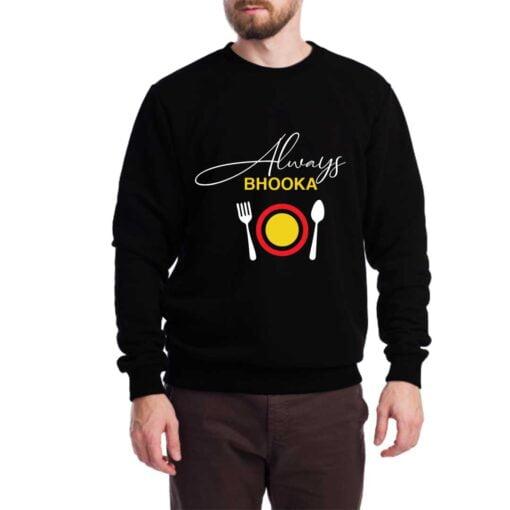 Bhooka Sweatshirt for Men