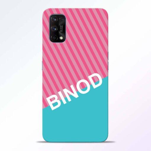 Binod Realme 7 Pro Back Cover