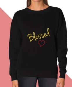 Blessed Sweatshirt for women