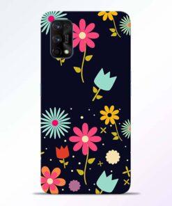 Blossom Flower Realme 7 Pro Back Cover