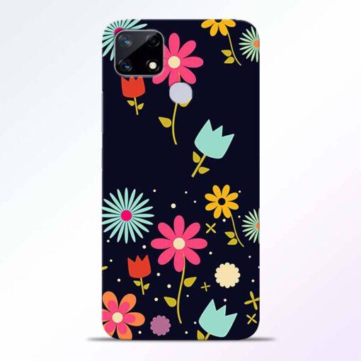 Blossom Flower Realme Narzo 20 Back Cover