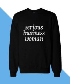 Business Women Sweatshirt