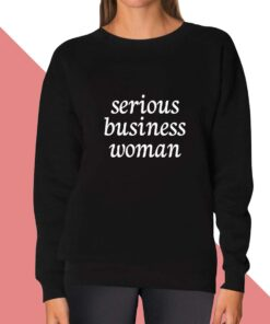 Business Sweatshirt for women