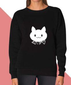Cat With Arrow Sweatshirt for women