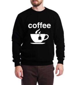 Coffee Sweatshirt for Men