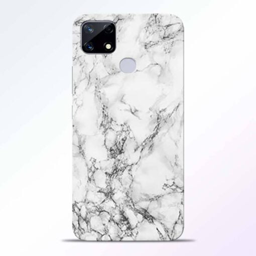 Crack Marble Realme Narzo 20 Back Cover