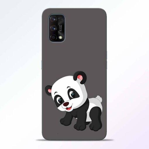 Cute Little Panda Realme 7 Pro Back Cover
