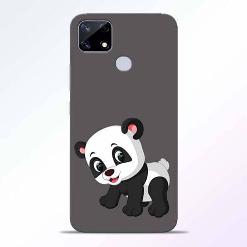 Cute Little Panda Realme Narzo 20 Back Cover