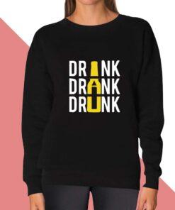 Drink Sweatshirt for women