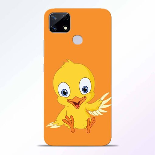 Duck Realme Narzo 20 Back Cover