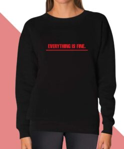 Everything Sweatshirt for women