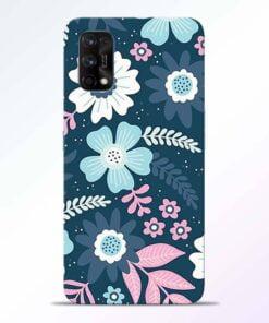 Floral Dance Realme 7 Pro Back Cover