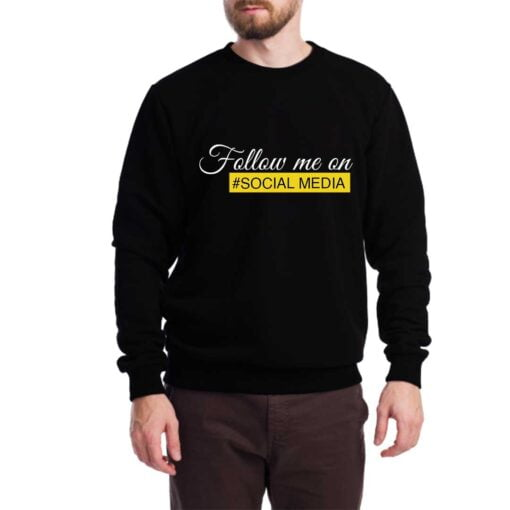 Follow Me Sweatshirt for Men