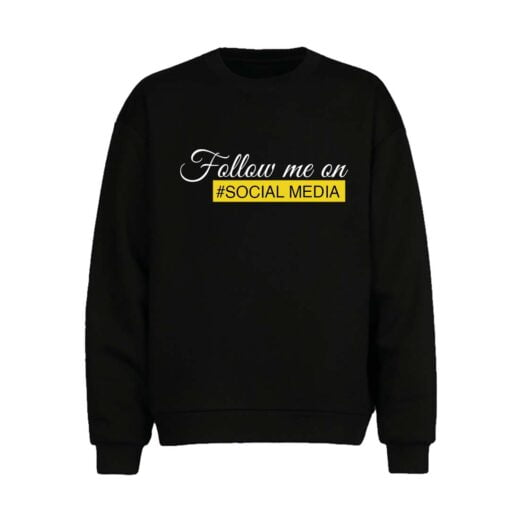 Follow Me Men Sweatshirt