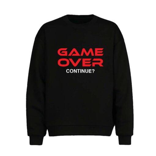 Game Over Men Sweatshirt