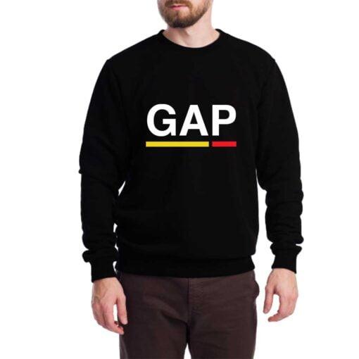 Gap Black Sweatshirt for Men