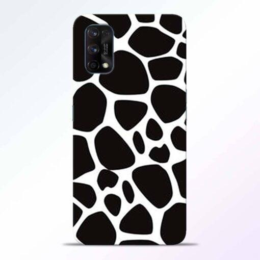 Giraffe Print Realme 7 Pro Back Cover