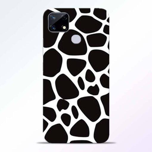 Giraffe Print Realme Narzo 20 Back Cover