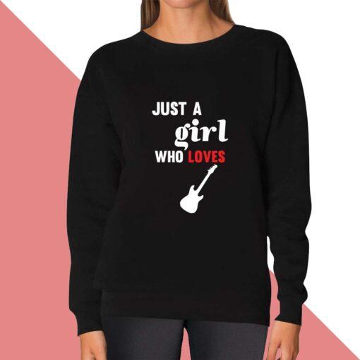 Girl Love Sweatshirt for women