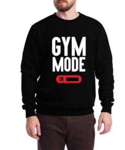 Gym Mode Sweatshirt for Men