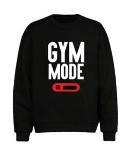 Gym Mode Men Sweatshirt