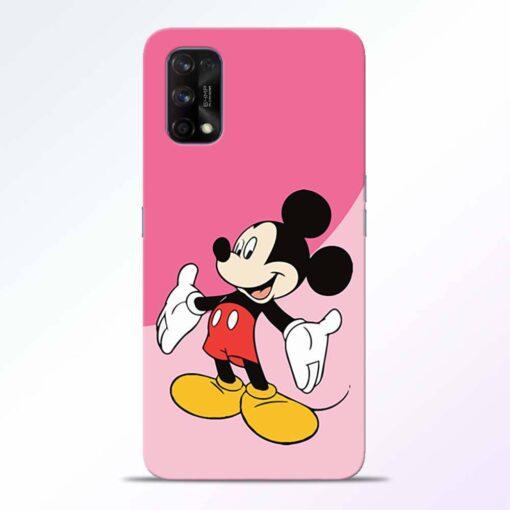 Happy Mickey Realme 7 Pro Back Cover